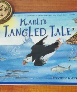 Wild Tribe Heroes Book - Marli's Tangled Tale