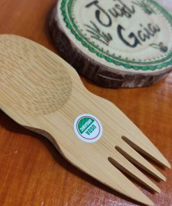 Bamboo Travel Spork