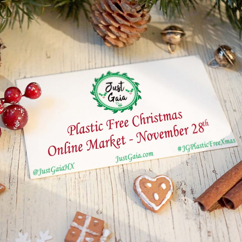 Plastic Free Christmas Online Market 2 Square