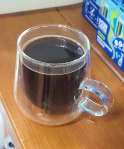 Americano coffee (black) on collection at Just Gaia halifax. Add to your basket with your order.