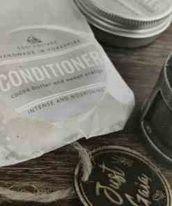 cosy cottage conditioner bar zero waste and plastic free conditioner bar