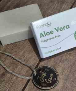 Aloe Vera friendly Soap