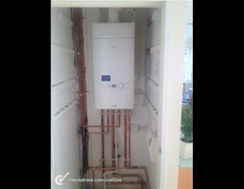 Checkatrade Boiler Install