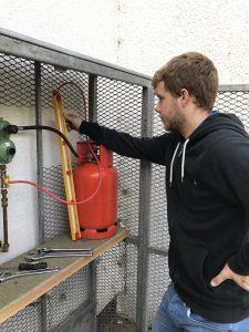 Just Gas Torbay Boiler installation