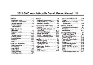 Gmc Acadia Wiring Schematic  Wiring Data