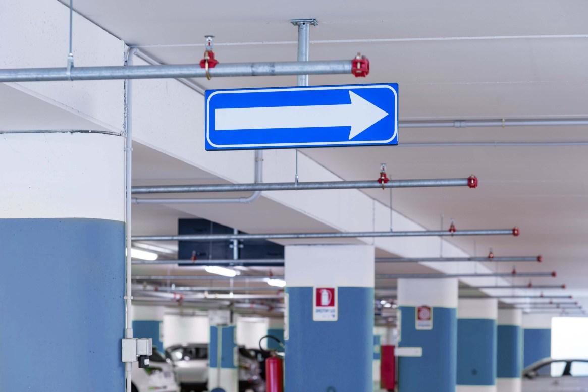 Parkhaus-Markierungen-JUST-GMBH