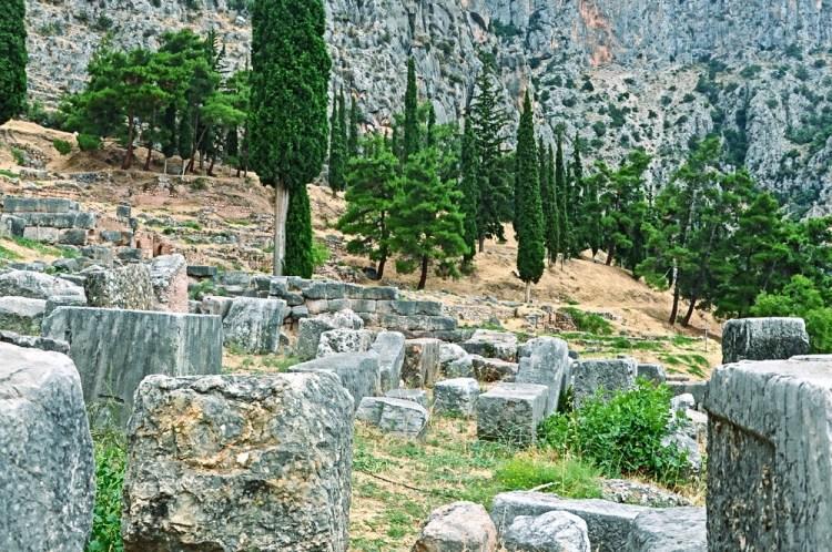 Ruins of Delphi