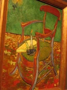 """Gaugin's Chair"""