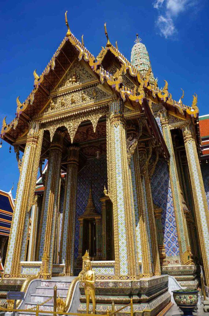 Bangkok Thailand paleis tempel