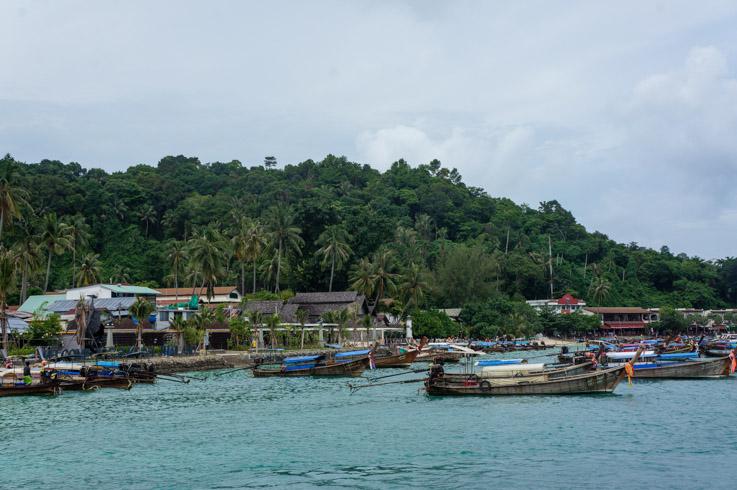 Haven van Koh Phi Phi