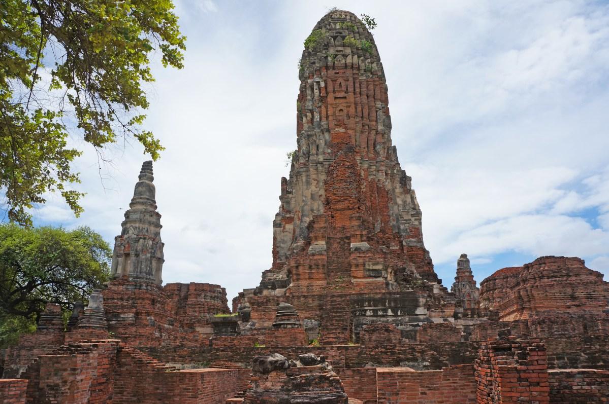 Reisdagboek Thailand - Kanchanaburi & Ayutthaya