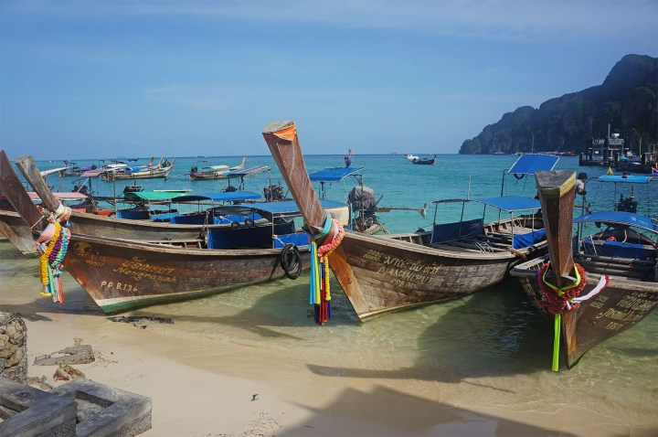 Thailand – Backpack route