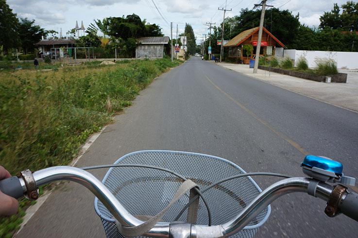 Kanchanaburi fietsen