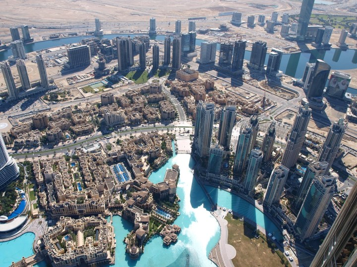 Stedentrip: 6x doen in Dubai
