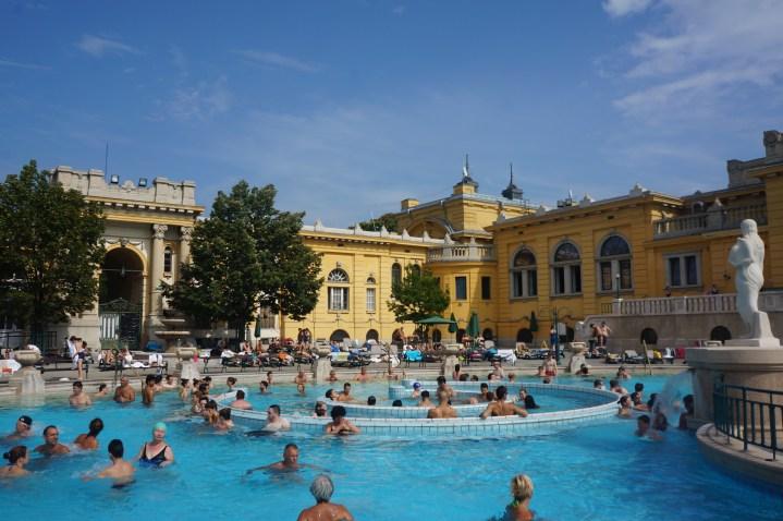 Stedentrip: kuuroorden in Boedapest