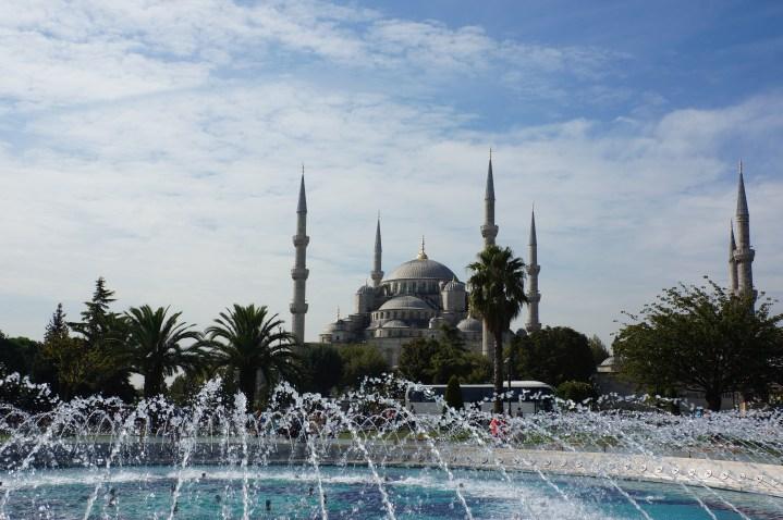 Stedentrip: Istanbul. Één stad, twee continenten