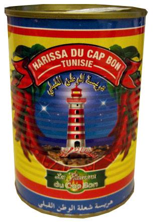Tunesische gerechten harissa