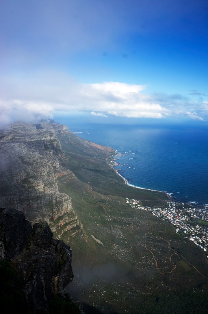 Tafelberg Zuid Afrika