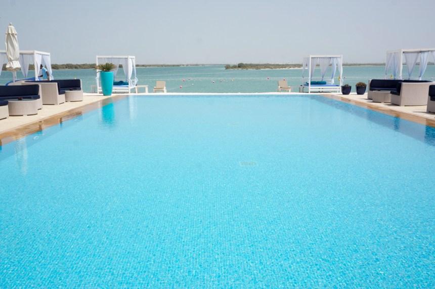 Abu Dhabi Yas Beach