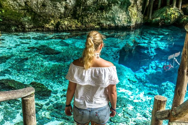 Dominicaanse Republiek Hoyo Azul