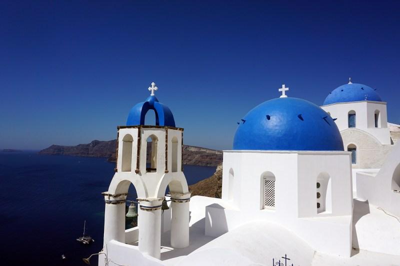 Santorini Oia Griekenland header