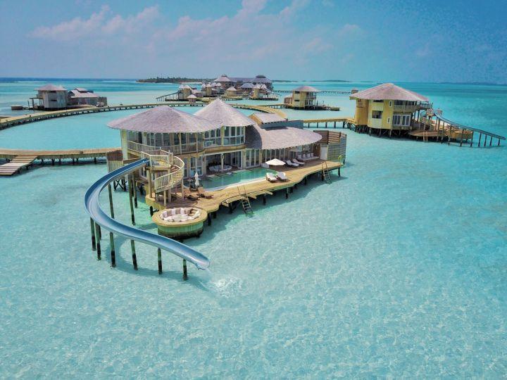 10 van de mooiste hotels ter wereld