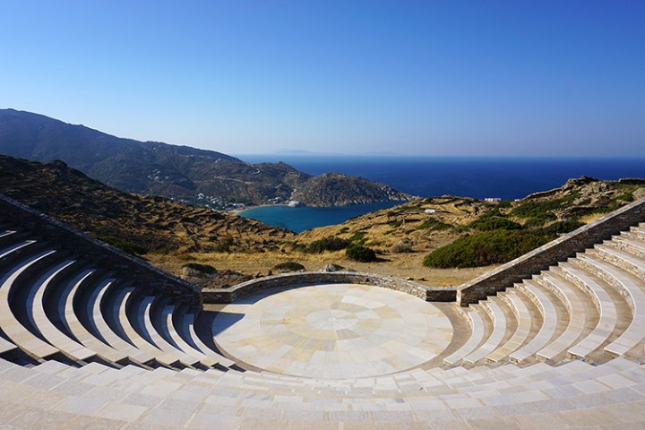 Ios Chora theater