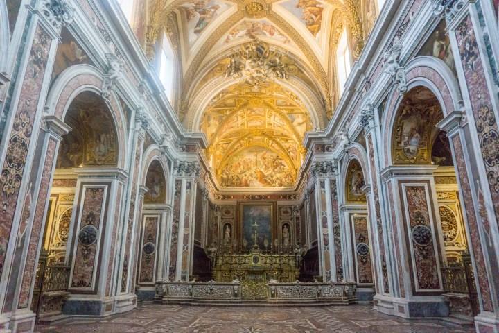 klooster San Martino Napels
