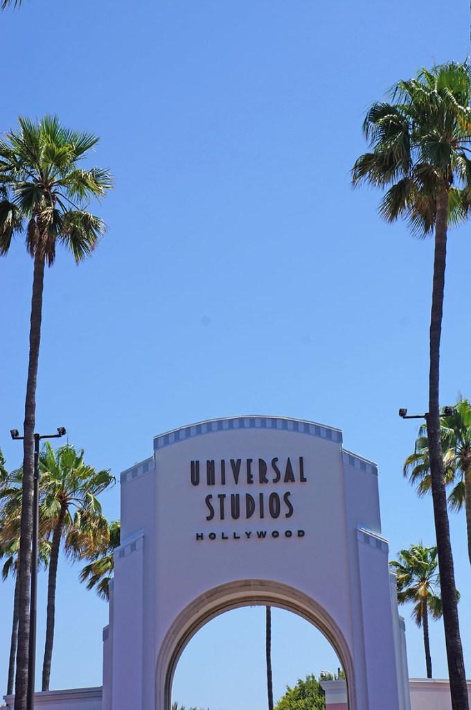 USA Roadtrip Universal Studios