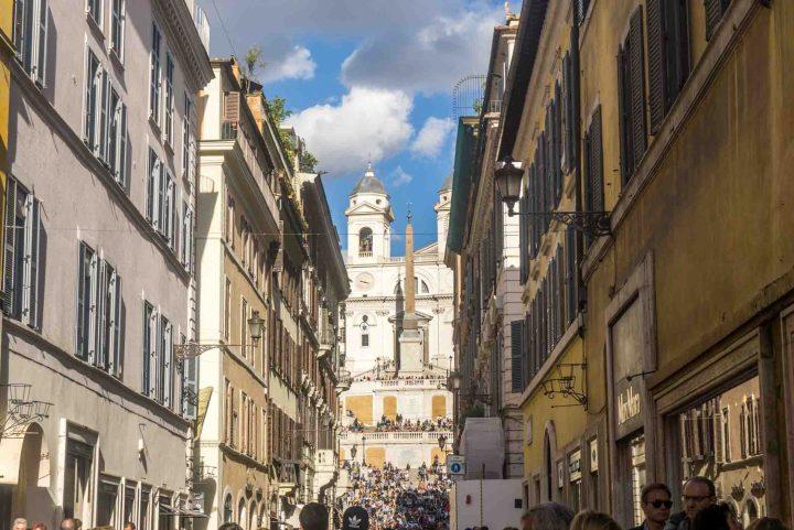 Rome - Italië Spaanse trappen