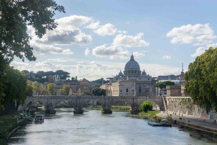 Rome - Italië rivier