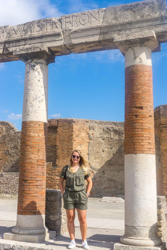 Pompeii Napels