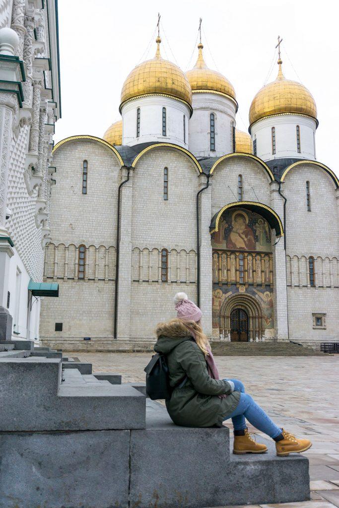 Moskou Kremlin Rusland