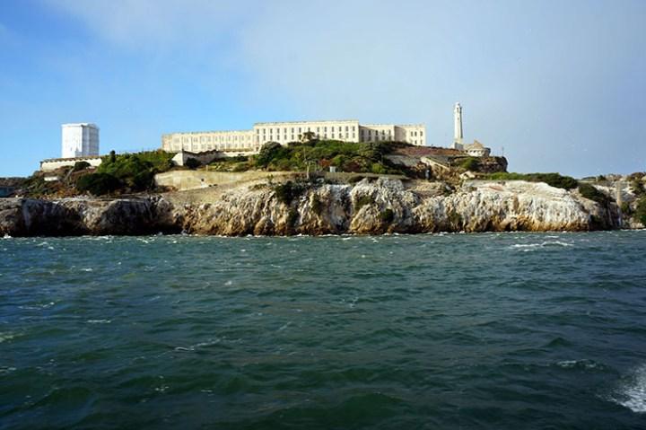 San Francisco Alcatraz eiland