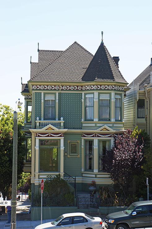San Francisco huizen