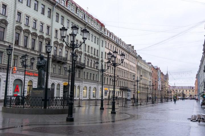 Sint Petersburg - Rusland - overig