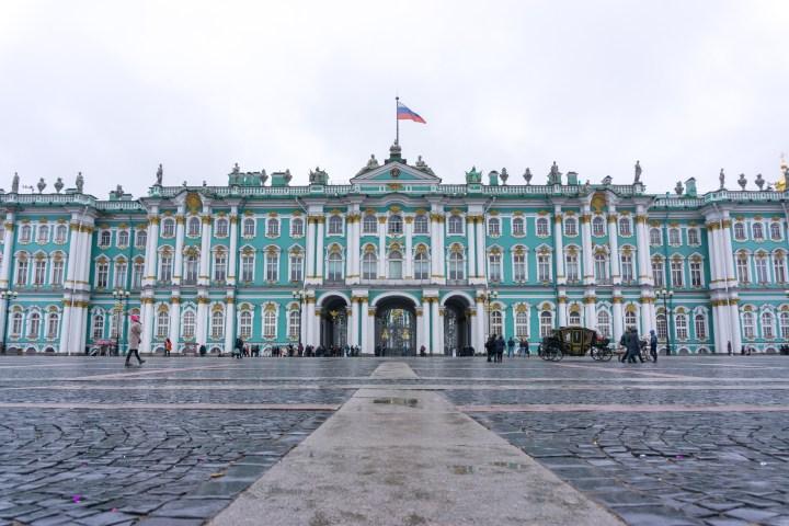 SintPetersburg Hermitage Rusland