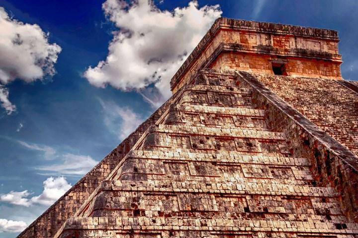 Mexico Chitzen Itza piramide