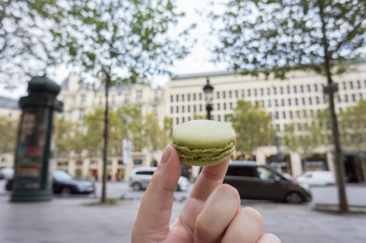 Laduree Champs Elysees