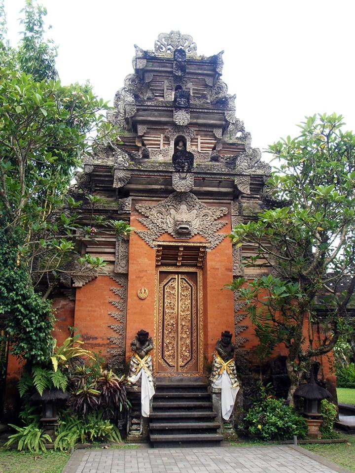 Paleis Ubud Bali