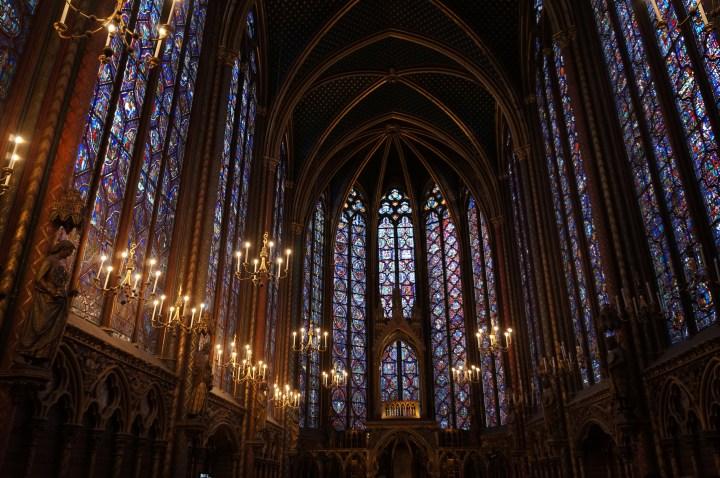 Saint Chapelle Parijs