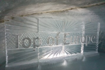 Interlaken-Zwitserland-jungfraujoch-ice-palace