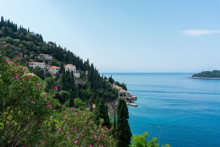 Dubrovnik-uitzicht-zee
