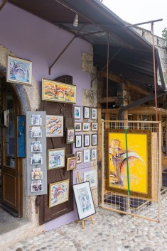 Bosnië-Herzegovina-Mostar-oude-stad-3