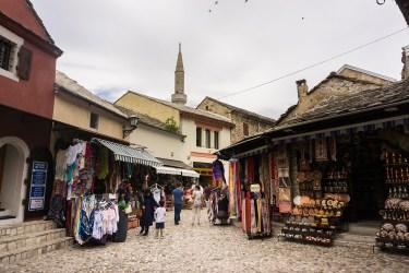 Bosnië-Herzegovina-Mostar-oude-stad-5