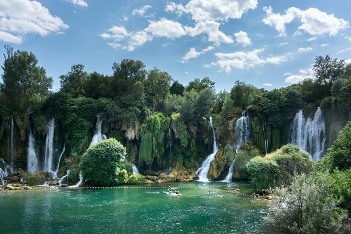 Just Go Global - Kravice - Bosnia Herzegovina