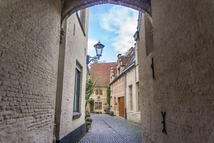 Mechelen-Groot-Begijnhof