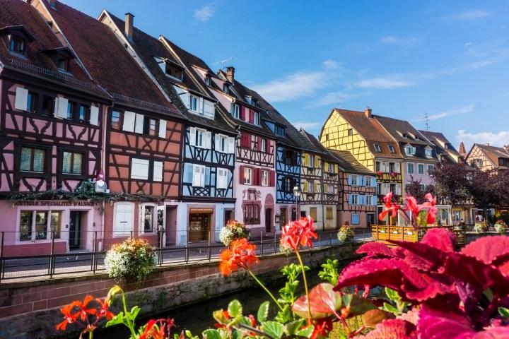 Colmar-Elzas-Frankrijk