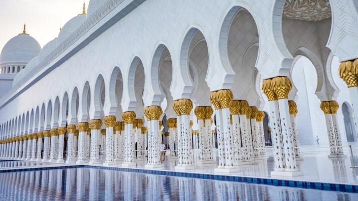 Abu Dhabi Sheikh Zayed
