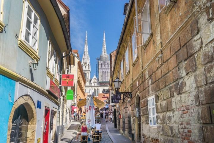 Top 7 bezienswaardigheden in Zagreb